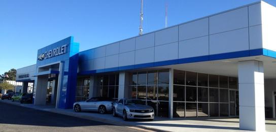 Preston Hood Chevrolet car dealership in Fort Walton Beach ...