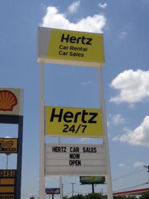 Hertz Car Rental Killeen Tx