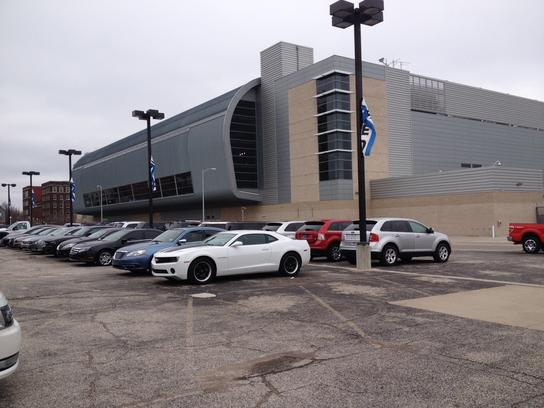 Used Cars Evansville In >> D-Patrick Ford Lincoln : Evansville, IN 47714 Car