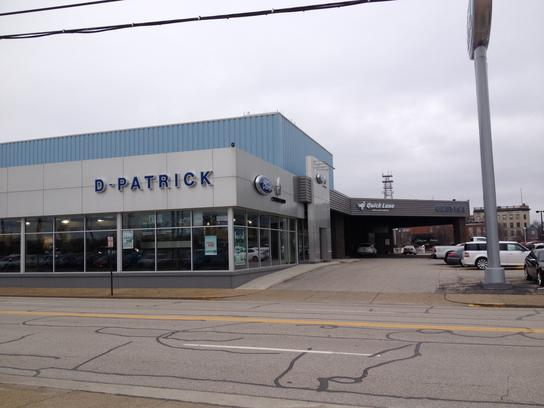 D Patrick Ford >> D Patrick Lincoln New Lincoln Dealership In Evansville | Autos Post