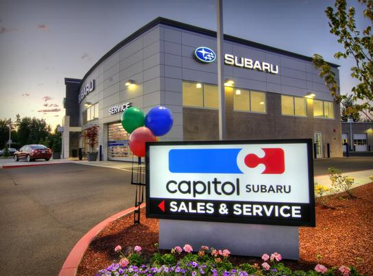 capitol subaru car dealership in salem or 97301 kelley blue book. Black Bedroom Furniture Sets. Home Design Ideas