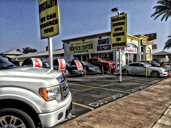 Siry Auto Group : San Diego, CA 92111 Car Dealership, and ...