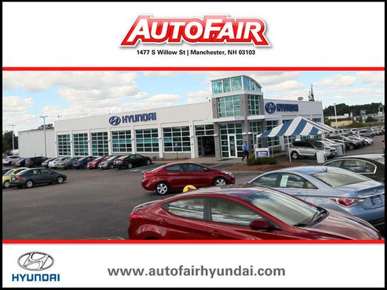 autofair hyundai manchester nh 03103 3204 car dealership and auto financing autotrader. Black Bedroom Furniture Sets. Home Design Ideas