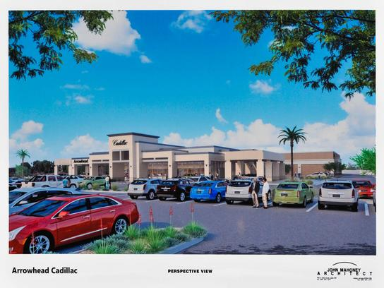arrowhead cadillac glendale az 85308 car dealership and auto financing autotrader. Black Bedroom Furniture Sets. Home Design Ideas