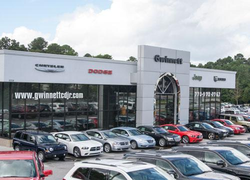 Gwinnett Chrysler Dodge Jeep Ram