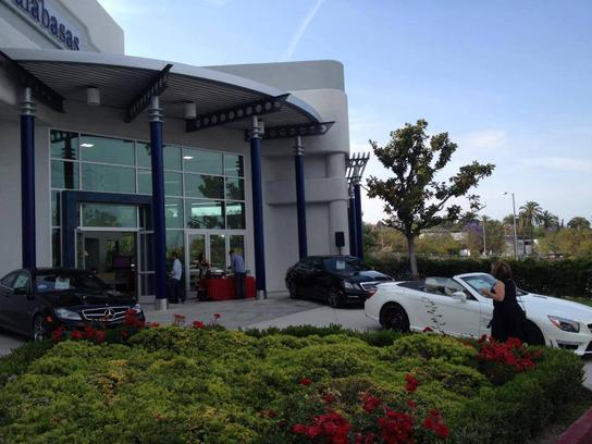 mercedes benz of calabasas car dealership in calabasas ca