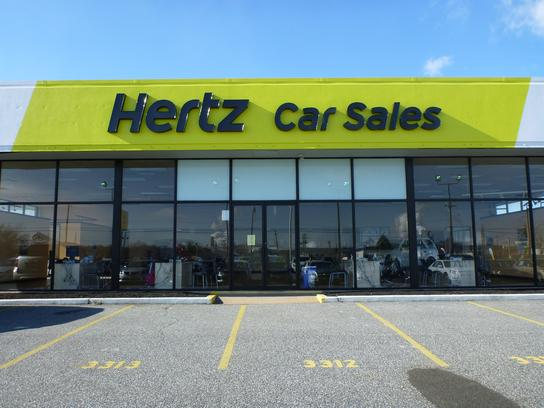 hertz car sales philadelphia car dealership in philadelphia pa 19153 kelley blue book. Black Bedroom Furniture Sets. Home Design Ideas