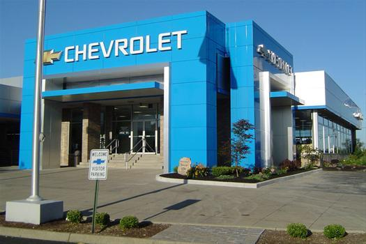 Greenwood Chevrolet - OH