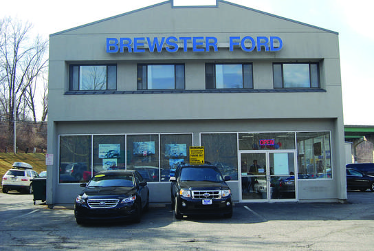 Brewster Ford