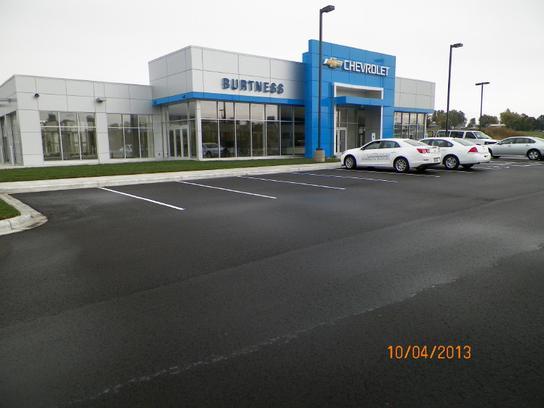 Burtness Chevrolet Car Dealership In Orfordville Wi 53576
