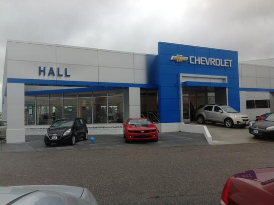 Hall Chevrolet Chesapeake car dealership in Chesapeake, VA ...