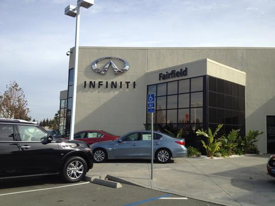 INFINITI Volkswagen of Fairfield