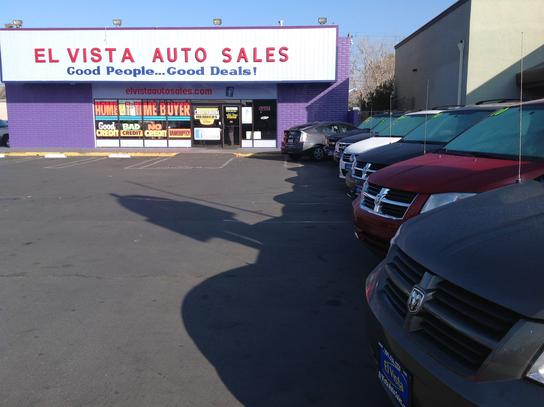 El Vista Auto Sales 3