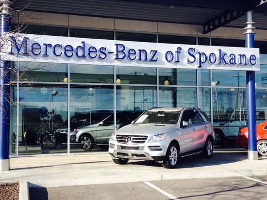 mercedes benz of spokane spokane wa 99019 car