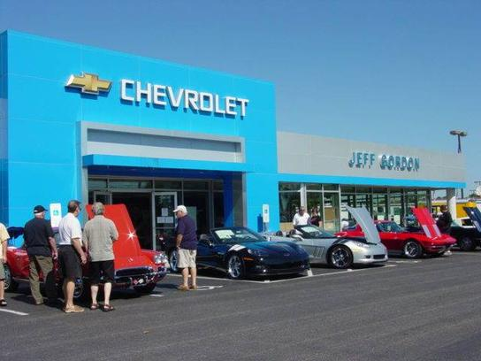 Jeff Gordon Chevrolet car dealership in Wilmington, NC ...