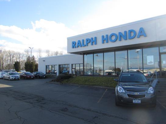 Ralph honda rochester ny 14626 car dealership and auto for Honda dealer ny