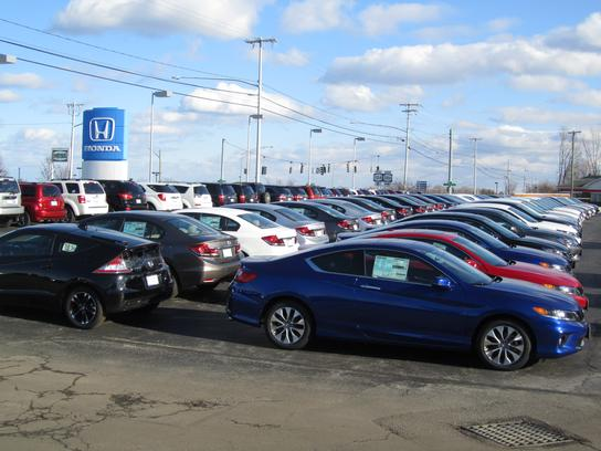 Honda Dealers Rochester Ny >> Ralph Honda : Rochester, NY 14626 Car Dealership, and Auto Financing - Autotrader