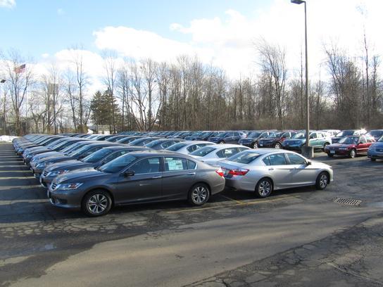 Ralph Honda car dealership in Rochester, NY 14626 - Kelley ...
