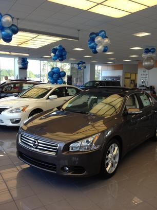 Car Dealerships In Greenville Nc >> Greenville Nissan : GREENVILLE, NC 27834-7020 Car ...