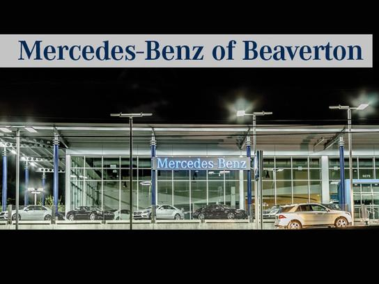 mercedes benz of beaverton car dealership in portland or