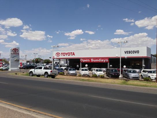 Vescovo Toyota of Las Cruces