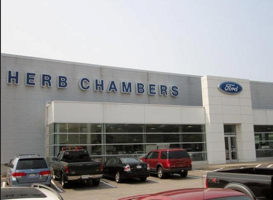 Herb Chambers Westborough >> Herb Chambers Ford of Westborough car dealership in Westborough, MA 01581 - Kelley Blue Book