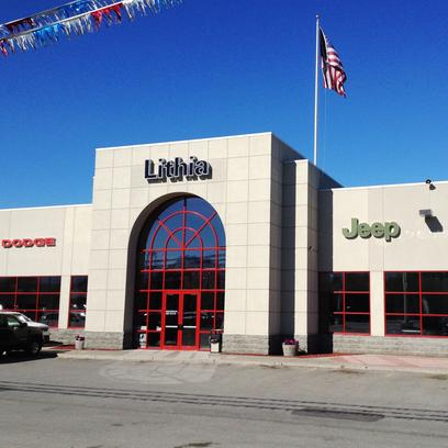 Lithia Chrysler Jeep Dodge RAM of South Anchorage