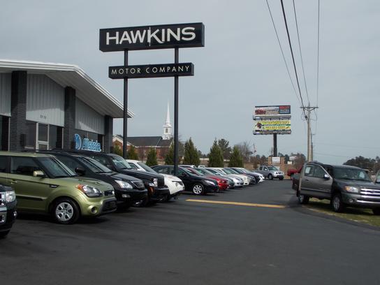 Phillip Hawkins Motor Company Graniteville Sc 29829 Car