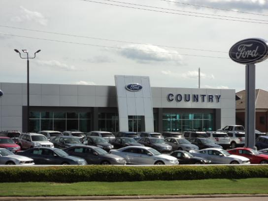 Country Ford Inc.