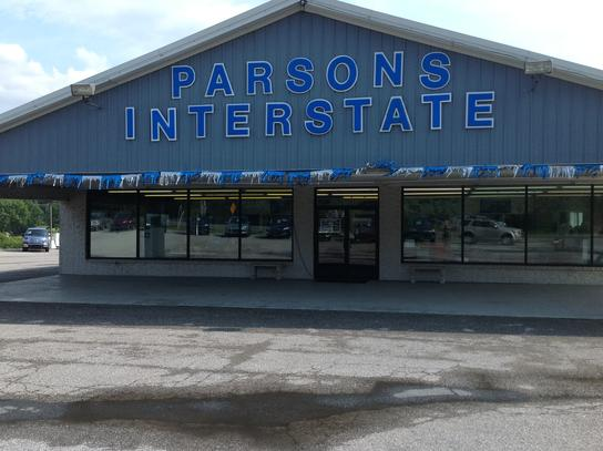 Parsons Interstate Ford