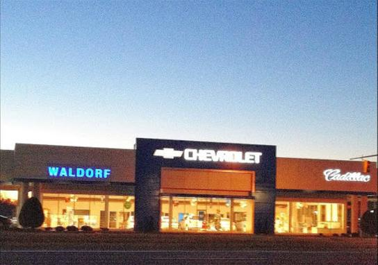 Waldorf Chevrolet Cadillac : WALDORF, MD 20601-3145 Car ...