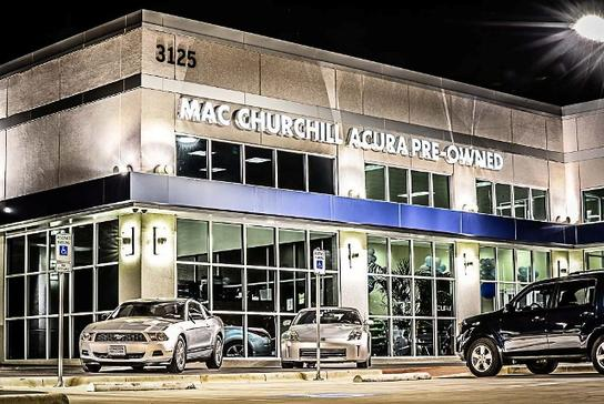 Mac Churchill Acura 1