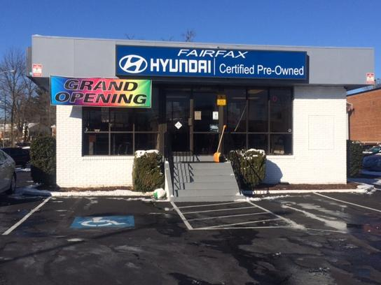 Fairfax hyundai s : el dorado furniture