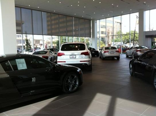 audi central houston houston tx 77098 car dealership and auto. Cars Review. Best American Auto & Cars Review
