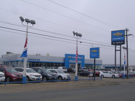 All American Chevrolet >> All American Chevrolet Of Midland Midland Tx 79701 7718 Car