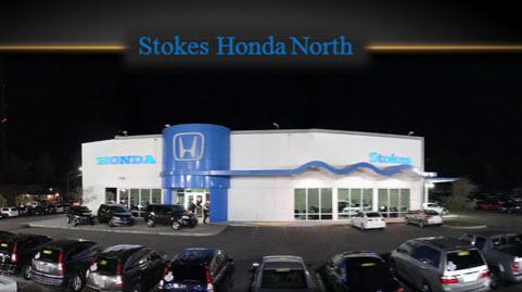 Stokes Honda North Used Cars
