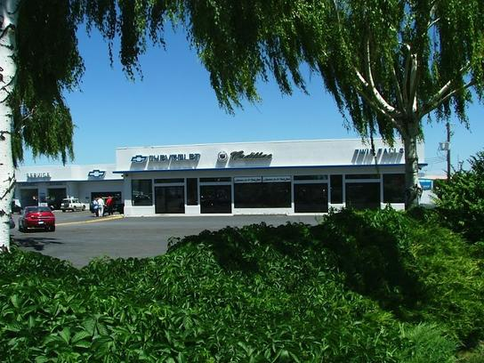 lithia chevrolet of twin falls car dealership in twin