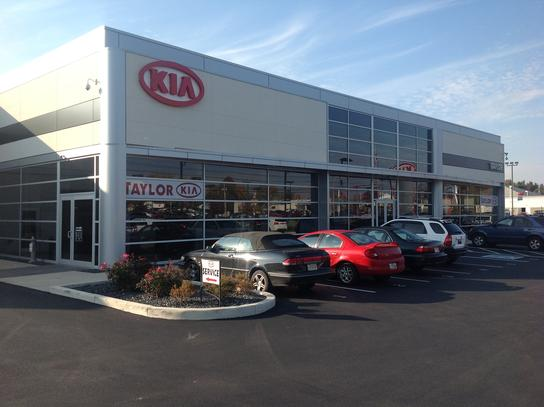 Taylor Kia of Boardman : BOARDMAN, OH 44512-5963 Car ...