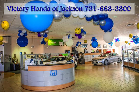 Victory Honda Of Jackson Jackson TN 38305 Car