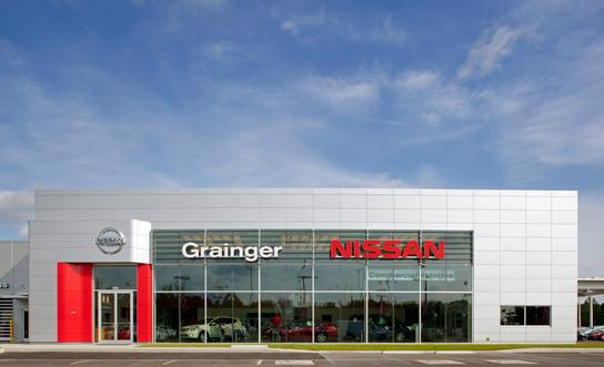 Grainger Nissan Garden City GA 31408 Car Dealership and Auto