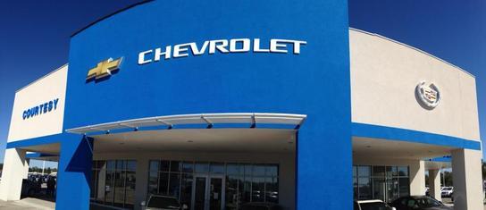 Courtesy Chevrolet Cadillac Of Broussard : Broussard, LA