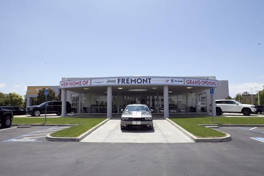 Fremont Chrysler Dodge Jeep RAM
