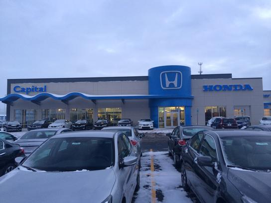 Capital honda okemos mi 48864 car dealership and auto for Honda dealer michigan