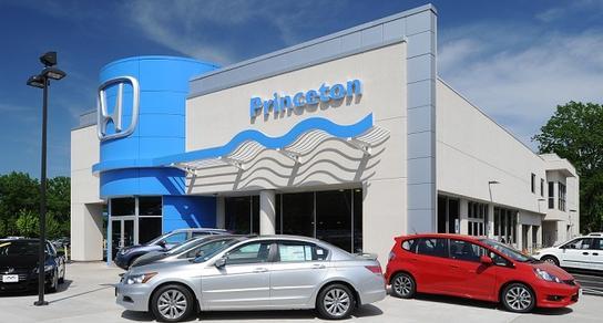 Honda of princeton honda service center dealership for Honda dealer nj