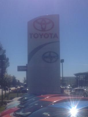 Freeman Toyota Ca Car Dealership In Santa Rosa Ca 95407