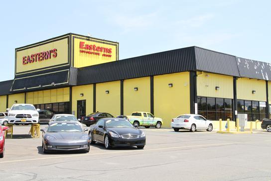 Easterns automotive group of manassas manassas va 20110 for Eastern motors manassas va