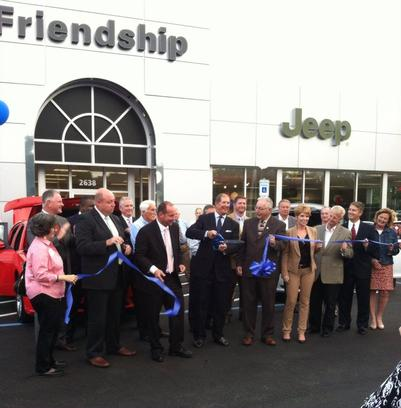 Bristol tn used car dealer friendship chrysler jeep for Bristol motor mile dealerships