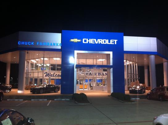 chuck fairbanks chevrolet car dealership in desoto tx 75115 1047. Cars Review. Best American Auto & Cars Review