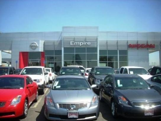 empire nissan ontario ca 91761 car dealership and auto financing autotrader. Black Bedroom Furniture Sets. Home Design Ideas