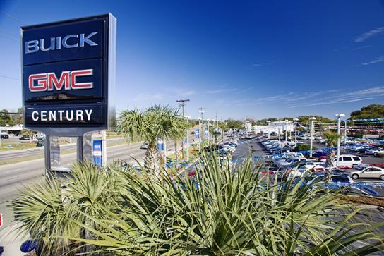 Search new buick gmc in tampa fl century buick gmc for Cortez motors bradenton fl